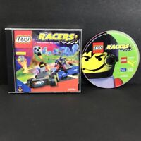 Classic LEGO Racers in Jewel Case (PC, 2002) Build, Customize, Race and Win!