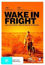 Wake In Fright (DVD, 1971) BRAND NEW SEALED
