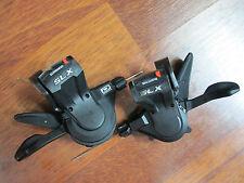 SHIMANO SLX SL 660-10 10 SPEED TRIPLE 3X10 TRIGGER SHIFTER SET 22.2 CLAMP