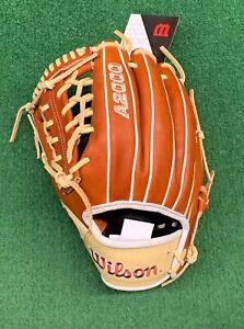 """2021 Wilson A2000 1789 11.5"""" Left Hand Pitchers Infield Baseball Glove - Lefty"""