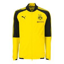 Puma BVB Borussia Dortmund - Polyester Jacket Gr.XXL - 751844-01 gelb UVP 59,95€