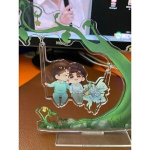 Anime WORD OF HONOR Shan He Ling Gong Jun Figure Display Swing Scene Stand CP