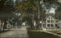 Cedarville NJ Main St. c1910 Postcard