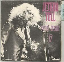 JETHRO TULL Sweet dream FRENCH SINGLE ISLAND 1969 PINK LABEL