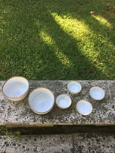 Beautifull set of Bowls