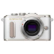 Olympus PEN E-PL8 Mirrorless Micro Four Thirds Digital Camera Body Only White