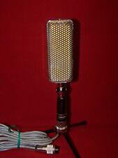 Very rare vintage Shumann MDS 5N microphone,mic,microfoon mikrofon