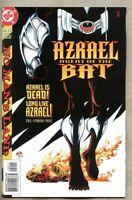 Azrael #50-1999 vf 8.0 DC Comics Azrael Agent Of The Bat Batman No Man's Land