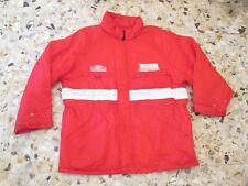 VESTE JACKET RALLYE MONTE CARLO COMMISSAIRE COURSE PORTE WORN ACM RARE plaque
