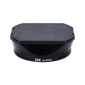 JJC Lens Hood &Cap for FUJIFILM XF 23mm F1.4 R & 56mm F1.2 Lens Replaces LH-XF23