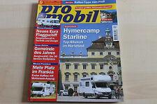 149801) Mercedes Sprinter Hymercamp Starline - pro mobil 09/2000