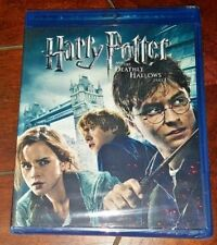 Harry Potter and the Deathly Hallows: Part I (Blu-ray, 2011) Free Shipping!