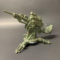 GI Joe FLAK Cannon 100% Complete Vintage Vehicle Gun Hasbro 1982 ARAH Ships Free