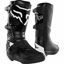 FOX Comp Boots Black Motocross Mx Off Road Boot Sale