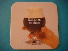 Beer Coaster ~ Roman Dobbelen Bruine Bier ~ Oudenaarde, Oost-Vlaanderen, Belgium