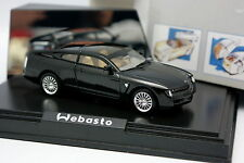 Norev 1/43 - Concept car Wbesto Welcome 2 Noire