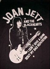 Joan Jett Blackhearts Don't Give A Damn 'Bout My Bad Reputation Tank Top 2XL