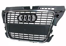 Porte Paraurti di ventilazione griglia Griglia Central Audi A3 8P (08-12) Nuovo!