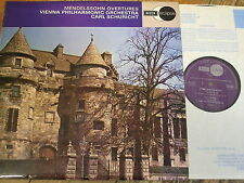 ECS 664 Mendelssohn Overtures / Schuricht