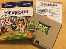 LEAP FROG LeapPad EXPLORER LEAPSTER EXPLORER PET PALS 2 BEST OF FRIENDS COMPLETE
