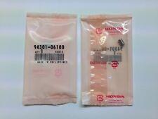 Honda RS125 / Honda RS250 Cylinder Head Dowel 6x10mm  (2 off - Pair) 94301-06100