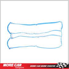 """Fit 00-04 Ford Focus Mazda 2.0L DOHC VIN """"3"""" Valve Cover Gasket Set ZETEC"""