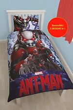 Marvel Ant-man Atom 3d Set Housse de couette Simple Réversible 5.1cm 1