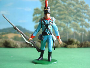 Call To Arms Napoleonic Spanish light infantry advancing 1:32 Painted