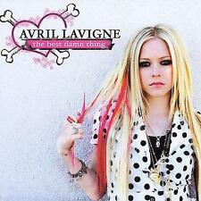 AVRIL LAVIGNE (THE BEST DAMN THING - CD SEALED + FREE POST)