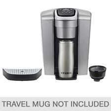 Keurig K-Elite C Single Serve Coffee Maker, 15 K-Cup Pods and My K-Cup Reusable
