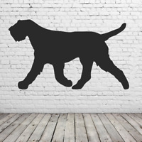 Italian Spinone Dog Metal Wall Art