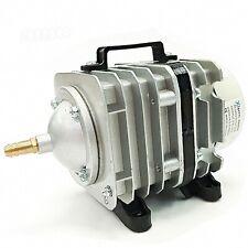 Estanque Koi Fish Pond 60L Bomba De Aire Compresor alternativo de pistón Pez Tanque Acuario Hidropónico