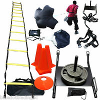 COMPLETE Training Kit Increase STRENGTH, SPEED, AGILITY - USA SHIPPING