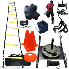 COMPLETE Training Kit Increase STRENGTH, SPEED, AGILITY