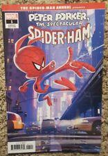 SPIDER-MAN ANNUAL PETER PORKER THE SPECTACULAR SPIDER-HAM 1:10 VARIANT 2019 NM