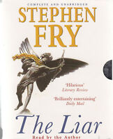 Stephen Fry The Liar 6 Cassette Audio Book Unabridged Contemporary Fiction