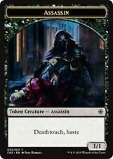 6x Assassin Token - Conspiracy: Take the Crown New MTG Conspiracy: Take the
