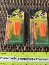 2 New Trout Magnet 1/64 oz Lures