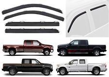 AVS 194953 In-Channel Vent Visors For 1999-2016 Ford F-250 F-350 New Free Ship