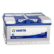 Autobatterie Varta Blue Dynamic F17 12V 80Ah ers. 66 72 74 77 78 80 83 85Ah