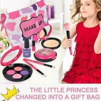 12x/Set Mädchen simuliert Make up Spielzeug Geburtstagsgeschenk Spielha U8L J5Z6