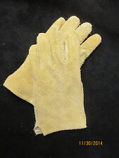 Heavy Weight Durable American Bison Work Gloves - Made In USA