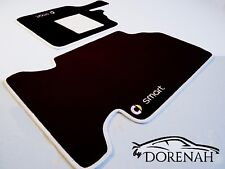 tappetini SMART FORTWO W451 tappeti,tapis de sol,alfombras,NO ORIGINAL