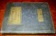 1935 - 1941 Motors Factory Parts Manual & Repair Data Auburn Cord DeSoto Buick