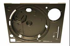 Technics SL 1210 1200 MK5 Black Agent Cabinet Plinth Panel Part # RKM0101L-K