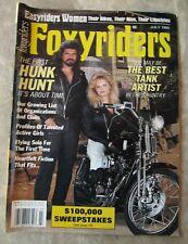 Vintage Easyriders Woman Foxyriders-July 1989