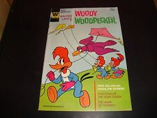 Woody Woodpecker #137 1974 Fn 7.5 Condition Whitman Comic Book Walter Lantz