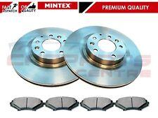 Mazda Rx8 Freno Trasero Discos 302mm /& Mintex almohadillas 2003-on