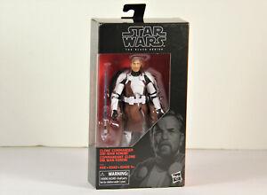 "NEW Star Wars Black Series 6"" Clone Commander Obi-Wan Kenobi Walgreens exclusive"