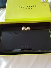 BRAND NEW WITH NOC TED BAKER  PATENT LEATHER PURSE